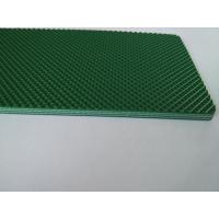 Wholesale Green Color Pvc Material Industrial Conveyor Belts With Diamond Pattern from china suppliers