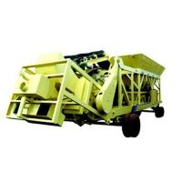 Wholesale Mobile Concrete Batchinging Plant(YHZD25) from china suppliers