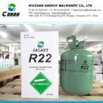 Wholesale R-22 Chlorodifluoromethane HFC Refrigerants R22 replacement refrigerants GALAXY R22 GAS from china suppliers