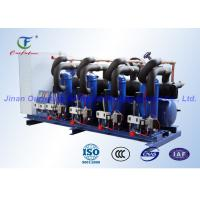 Wholesale R404a Danfoss Compressor Rack , Meat Cold Storage Scroll Condensing Unit from china suppliers