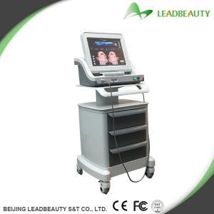 Wholesale Beauty salon use 3 Cartridge Ultrasound face lift machine/HIFU face lifting machine from china suppliers