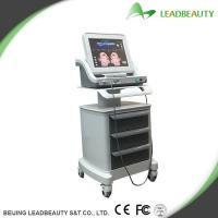 Wholesale Hifu Face Lifting machine /Wrinkle Removal/Skin Tightening machine with three catridge from china suppliers