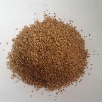 Wholesale 1-1.5mm,70~80g/L density,Popular Nature light corks granules for cork sheet/roll,environmental and sound insulation from china suppliers