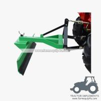 Wholesale 4HGB - Tractor Mounted 3point Grader Blade 4FT - heavy duty from china suppliers