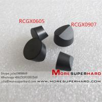 Wholesale RCGX/RCMX Solid CBN Inserts For Roller machining from china suppliers