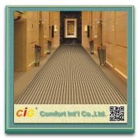 Wholesale Home / Hotel / Automotive High Quality Silk Carpet , Exhibition Carpet Fabric Tear-Resistant from china suppliers
