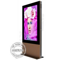Wholesale Outside High Definition Led Freestanding Digital Signage Boards 1920*1080 Resolution from china suppliers