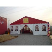 Wholesale White PVC Coated Rooftop Event Festival Camping Tent  For Temporary Food Festival from china suppliers