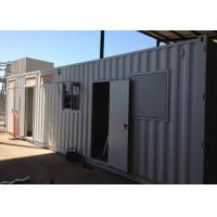 Wholesale Steel Structure Temporary Camp Modified Container House Durable from china suppliers