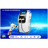 Wholesale 2 System In 1 IPL Diode Laser Machine 10.4 inch With 2 Handlepieces Beuaty Equipment from china suppliers
