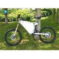 Wholesale 24 Inch 55kmph Aluminum Alloy Electric Enduro Bike Defiant Electric Fat Bike from china suppliers