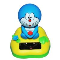 Wholesale Auto accessories Decoration flavor solar nodding cats from china suppliers