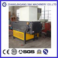 Wholesale ISO 75 KW - 90 KW Log Wood Shredder Machine For Composite Board from china suppliers