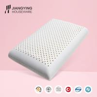 Wholesale Hot sale wholesale dunlop inernational standard 5 star hotel bread shape natural latex pillow with inner and outer case from china suppliers