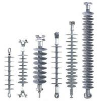 Buy cheap ANSI 220kV 160kN Composite Suspension Insulator and grey color and cheapest price from wholesalers