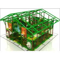 Wholesale Commercial Kids Plastic Indoor Playground Inflatable Gym Jungle Playground from china suppliers