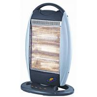 Wholesale electric heater halogen heater NSB-120NY  (NQ1205R) 3 heat setting:400W/800W/1200W oscillating function remote control from china suppliers