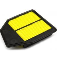 Buy cheap 10.5 X 8.8 X 2 Inches Car Engine Filter 17220 R40 A00 With Yellow / White Paper from wholesalers