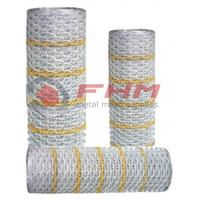 Buy cheap Professinal Supplier of Hexagonal Stucco netting Paperback netting with 20 gauge wire from wholesalers
