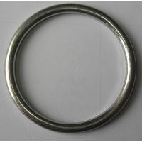 Wholesale stainless steel welded round rings hardware from china suppliers