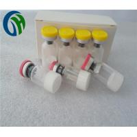 Wholesale Peptide human growth hgh fragment 176-191 aa High purity 99% Pink , Yellow Cap color from china suppliers