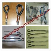 Wholesale Cable stockings,Heavy Duty Split Grips,Standard Fiber Optic Pulling Grips from china suppliers