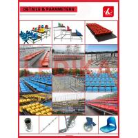 Wholesale OEM Sports Seating Deluxe Football Metal Aluminum Stadium Bleachers from china suppliers