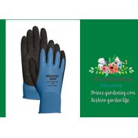 Wholesale Double Dipped Garden Plant Accessories Ladies Waterproof Gardening Gloves For Wet Work from china suppliers