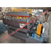 Buy cheap Hydraulic Powered Bull Nose Roofing Curving Machine Metal Sheet Bending Machine from wholesalers