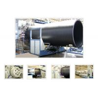 Wholesale steel drainage 300-3000mm PE-Steel Winding Pipe Extrusion Line from china suppliers
