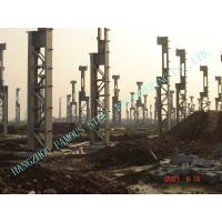 Wholesale Cement Plants ASTM Steel Framed Buildings , prefab steel buildings from china suppliers