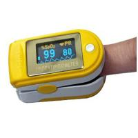 Wholesale AH - 50D Colorful Handheld Finger Pulse Oximeters with Bluetooth from china suppliers