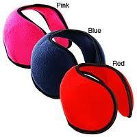 Wholesale Shape - memory materials wrap around ear muffs Warm Headphone with Speaker from china suppliers