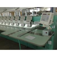 Buy cheap Home Computer Controlled Embroidery Machine Automatic Color Changing / Trimming from wholesalers