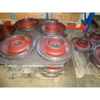 Wholesale Grinding , polishing water pump covers cast iron rear cover from china suppliers