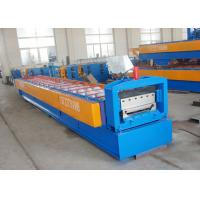 Wholesale Roof Tile Corrugated Roll Forming Machine 470 Jch With 380V / 50Hz / 3phase from china suppliers