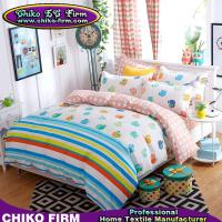 Wholesale Little Apples Design Soft Bedding Duvet Covers Pillowcases Bed Sheets from china suppliers