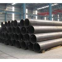 Wholesale ASTM A53 Grade B ERW Pipe , ERW Black Steel Pipe For Petrolum / Natural Gas from china suppliers