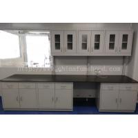Buy cheap Lab Storage Benches Supplier / Clean Room Lab Table Price / Steel Benches Manufacturer from wholesalers