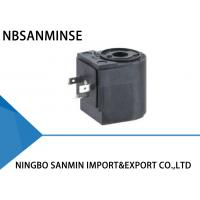 Wholesale DH Hydraulic Solenoid Valve Coil 15W Customized ISO9001 CE Certification from china suppliers