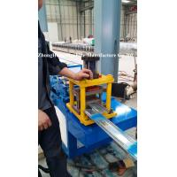 Wholesale Aluminium Roller Shutter Door Roll Forming Machine 3 Tons 39mm / 42mm / 45mm from china suppliers