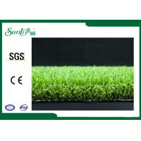 Buy cheap Natural Looking PE Material Green China Artificial Grass Carpet 5500Dtex from wholesalers