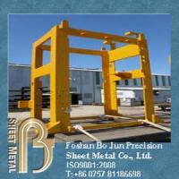 Wholesale Sheet Metal Fabrication/Custom Metal Fabrication/Steel Fabrication/Metal Processing from china suppliers