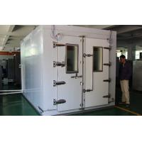 Wholesale Stainless Steel 27.1 Cubic Customized Walk-in Environmental Test Chamber from china suppliers
