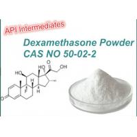 Wholesale CAS 50-02-2 Anabolic Cutting Cycle Steroids Anti - Inflammatory Dexamethasone Powder from china suppliers