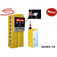 Wholesale Central Payment Intelligent RFID Parking Management System with Nice design control box from china suppliers
