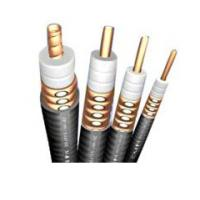 Wholesale Helix Copper Tube Radiating Cable , 1/2 Inches  Leaky Feeder Cable For Wireless Alarming System from china suppliers