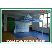 Wholesale Fire Resistance Folding Tent Aluminum / Iron Frame Oxford Cloth from china suppliers
