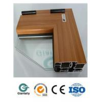 Wholesale Amazing!!!High quality of germany wood grain laminate/wood grain aluminium kitchen profile from china suppliers