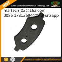 Wholesale OEM/ODM Brand New Metal Brake Pad Stainless Steel Backing Plate from china suppliers